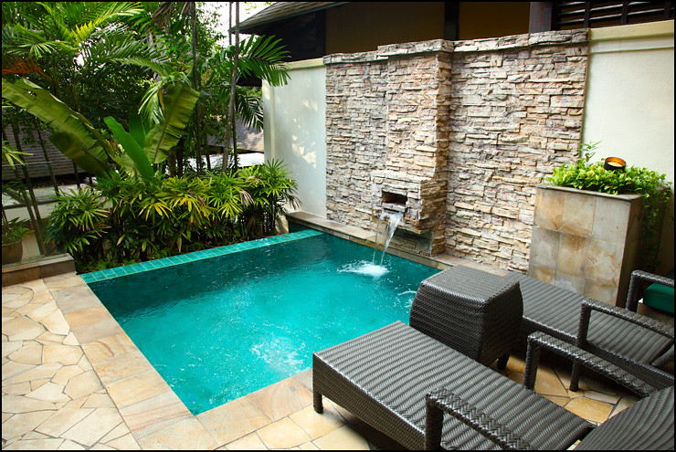 The villas sunway resort 3d2n stay experience for Private swimming pool malaysia