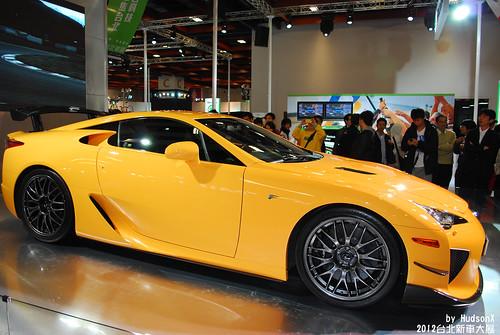 Lexus LFA(1)