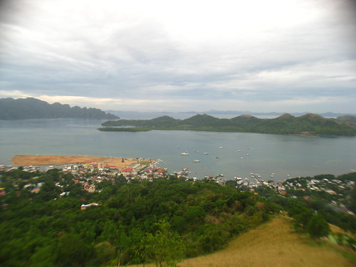 View from Mt Tapyas