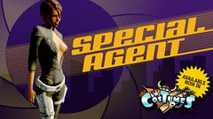 Special Agent in PlayStation Home