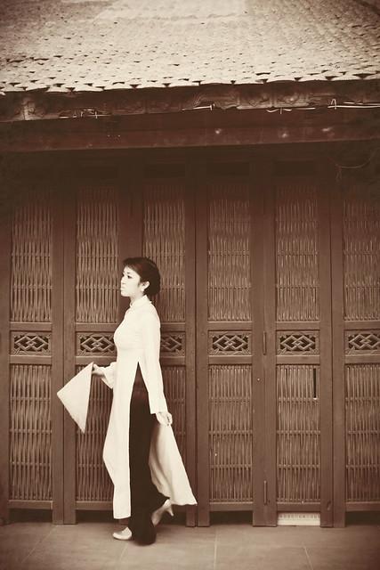 Ann Dao - Áo Dài Vil