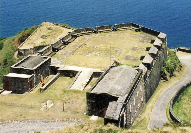 Brimstone Hills Fortress, Saint Kitts