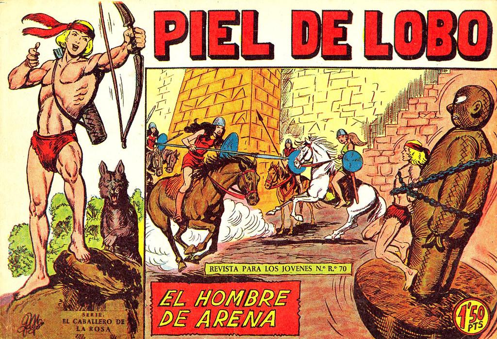 Manuel Gago - Piel de Lobo 20