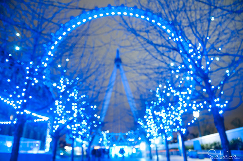 Bokeh @London Eye