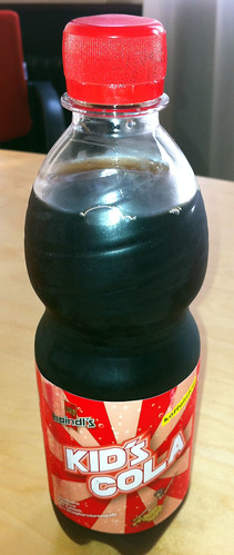 Heindls Kids Cola by softdrinkblog