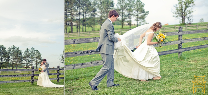 gray and yellow outdoor vintage wedding_057