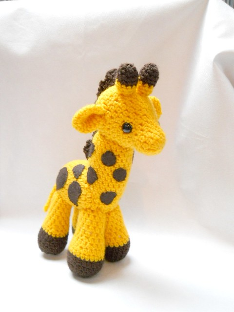 Amigurumi Hello Kitty Collection 1 : Amigurumi giraffe Flickr - Photo Sharing!