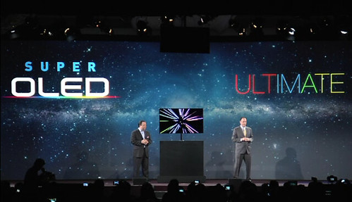 SUPER-OLED ULTIMATE at CES-2012