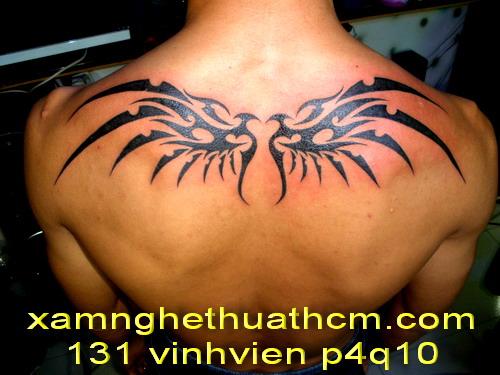 tattoo ca chep