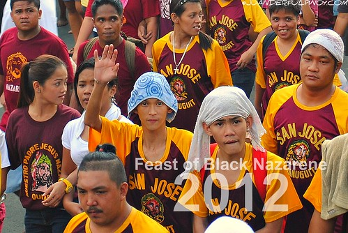 Feast of Black Nazarene
