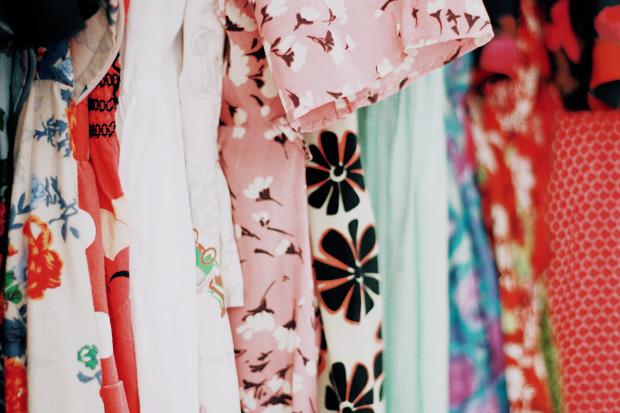 vintage summer dresses e