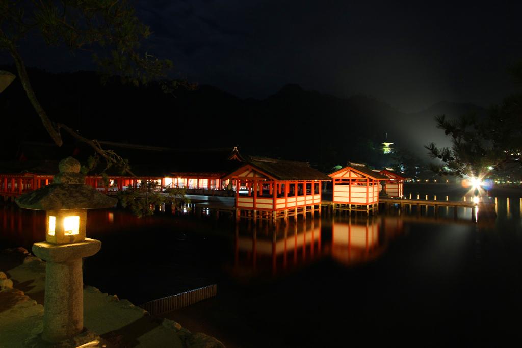 Miyajima Night Photo (5)
