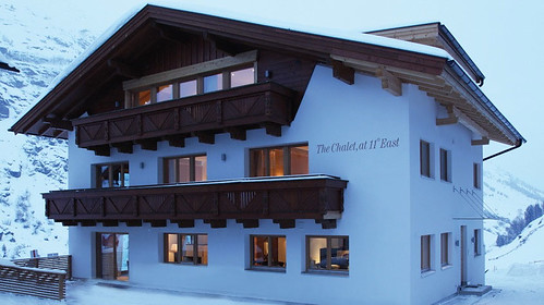 Chalet at 11 East, Obergurgl
