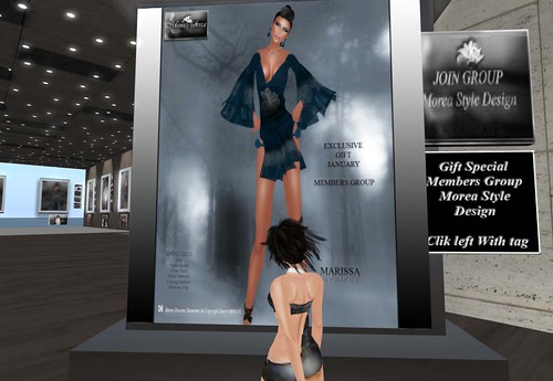 Morea Style - Exclusive Gift January *Marissa* by Cherokeeh Asteria