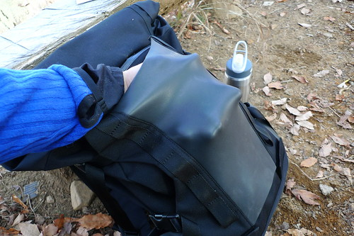 Beruf Back Pack for Back Country MTB Riding (Prototype)