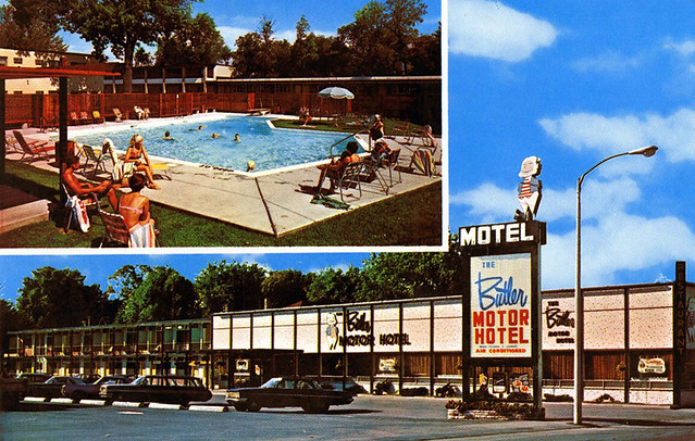 Forgotten Vanier: The Butler Motor Hotel - Spacing Ottawa
