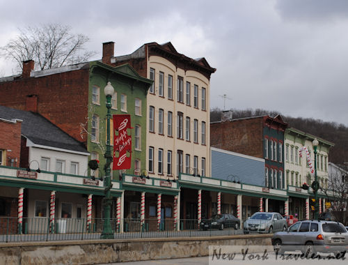 LIttle Falls downtown