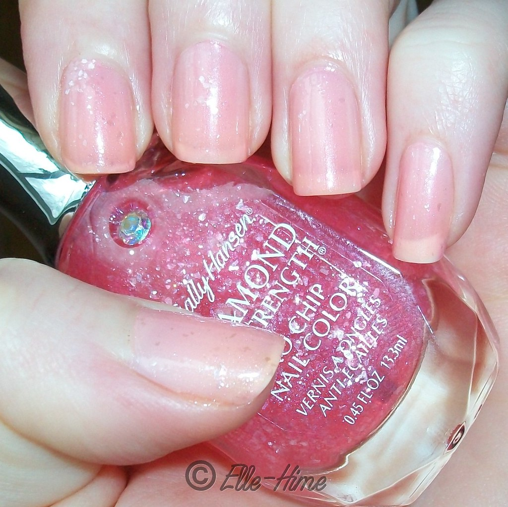 Princessly Polished: Swatch & Review: Sally Hansen - Princess Cut