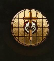 Dublin Methodist Church Hall Memorial Window