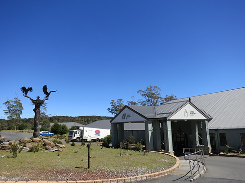 Cradle Mountain Chateau