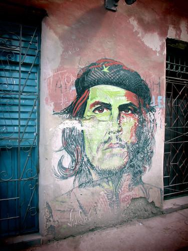 Cuba ~ exterior walls