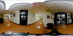Algonquin C Building Hallway
