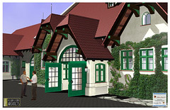 Anheuser-Busch Grant's Farm - New Vestibule
