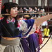 Kyudo ---The Japanese art of archery---