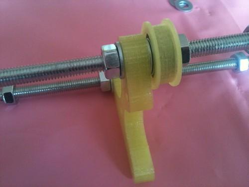 Bearing/Motor y plate reprap