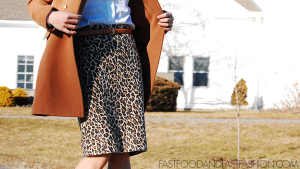 j crew no 2 leopard pencil skirt