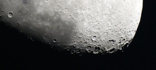 Lunar Detail (03/01/2012)