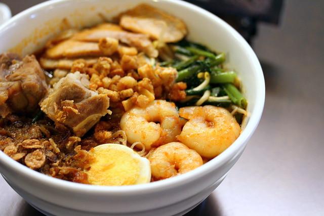 Malaysian Food Street: Ah Mei Hokkien Prawn Mee