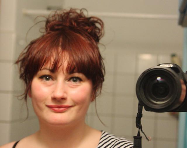 dag tid køn rødt hår