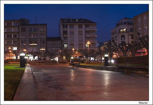 Plaza Pola de Lena