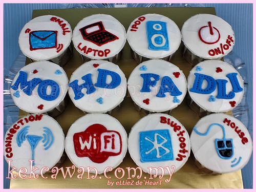 I.T Motive Cupcakes
