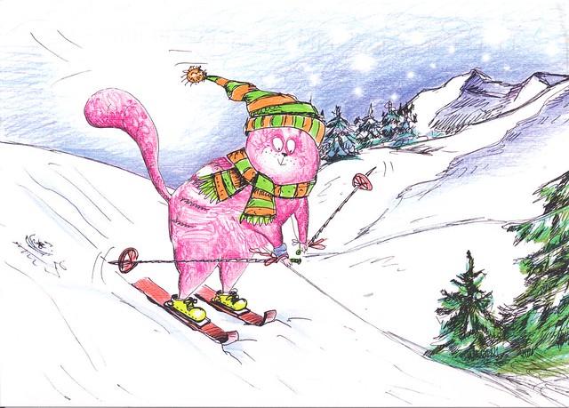 Snow Cat Skiing