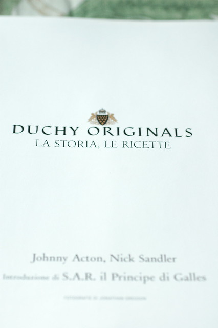 Duchy Originals- Luxury Books