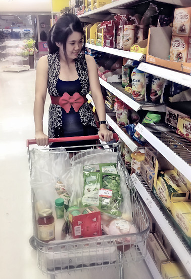 Daily Dose: Groceries Shopping