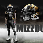 MIZZOU Black Tiger
