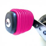 Pink Fishing Reel Grips