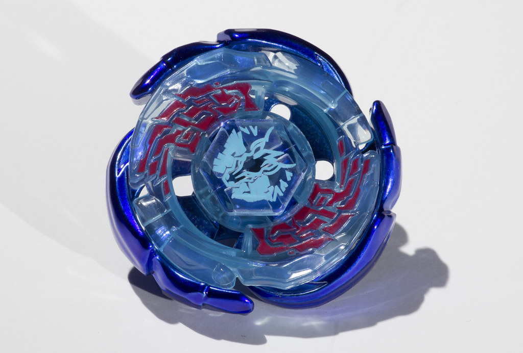 Galaxy Pegasus Beyblade - Free Coloring Pages