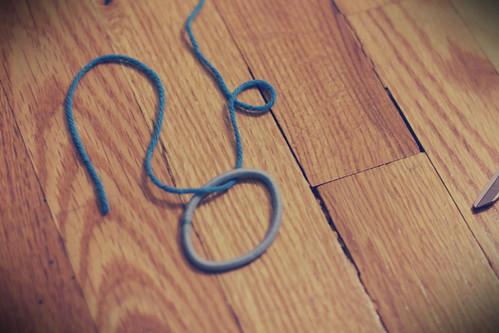 yarn bow 2