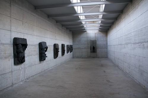 Museo La Congiunta, Giornico by Peter Märkli Architect - VernissageTV Didier Didier