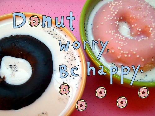 Donut Soup!