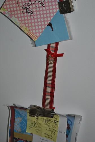 Ribbon Clip Hanger