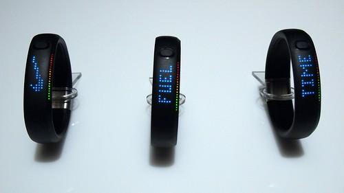 Nike+ Fuelband elektroninė fitneso revoliucija?