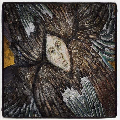 Hagia Sophia Museum - Angel