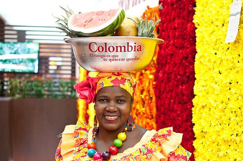Colombia en Fitur