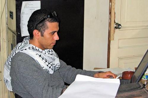 [Egitto] Intervista a Hossam el-Hamalawy di Ali Mustafa