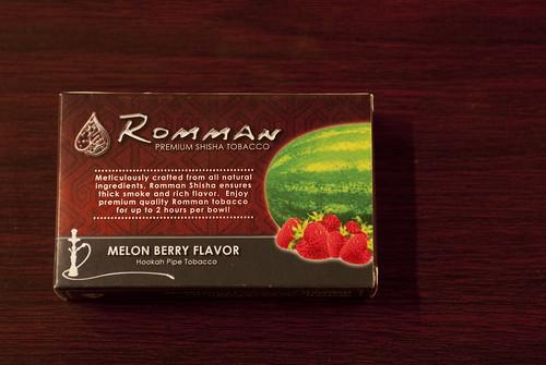 ローマン(Romman)メロンベリー